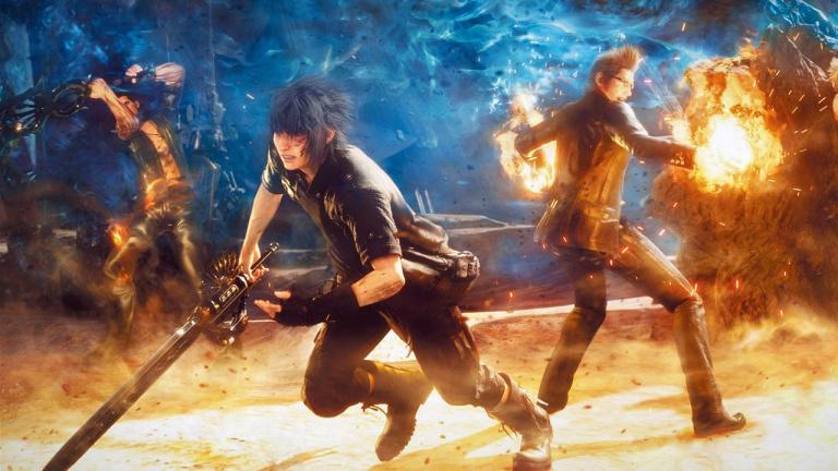 Final Fantasy XV : un stream pour fêter le lancement du jeu