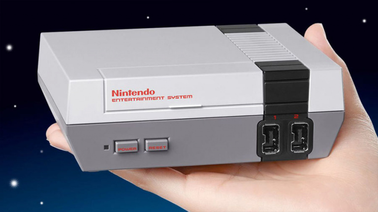 Nintendo Classic Mini : un réapprovisionnement prévu d'ici Noël
