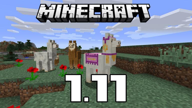 Minecraft : Chasse aux trésors et lamas dans la nouvelle mise à jour