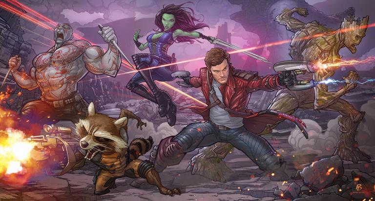 Telltale préparerait un jeu basé sur Les Gardiens de la Galaxie