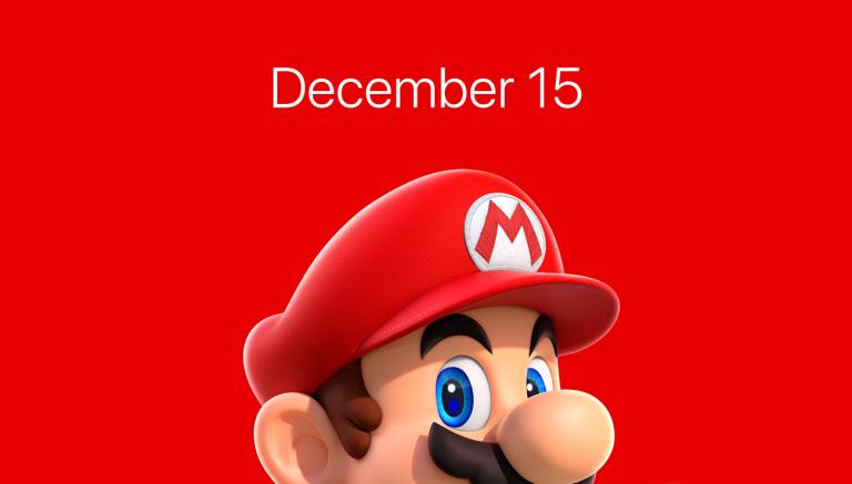 Super Mario Run : on connait le prix et la date de sortie