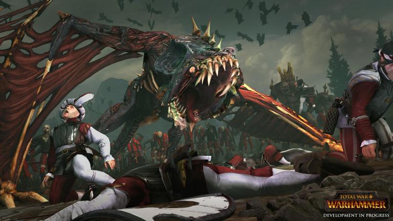 Total War : Warhammer arrive à grands pas sur Mac et Linux