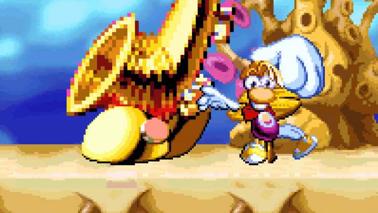 Rayman : une version orchestrale pour la bande son du premier opus