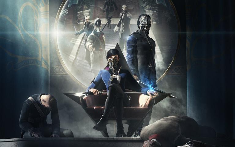 Concours Dishonored 2 : Gagnez des jeux PS4 et des goodies !
