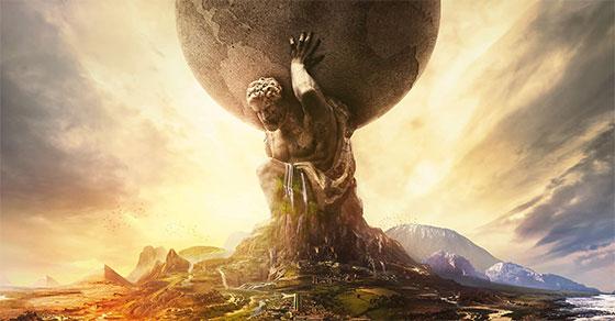 Civilization VI : La mise à jour d'automne ajoute deux nouvelles maps et apporte de nombreux correctifs