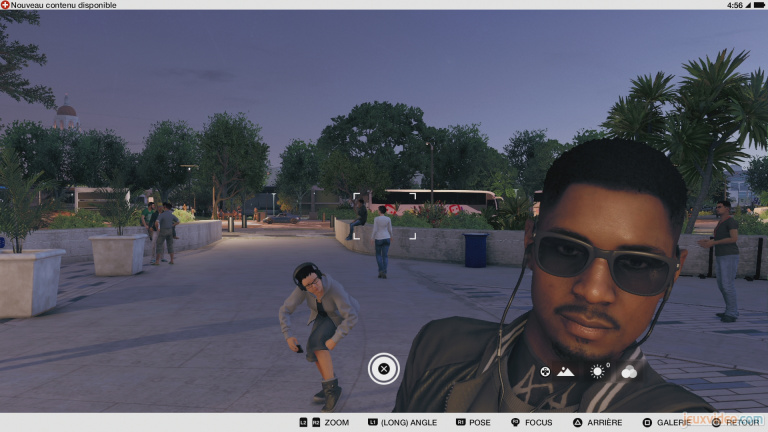 Se Faire Photobomb Watch Dogs
