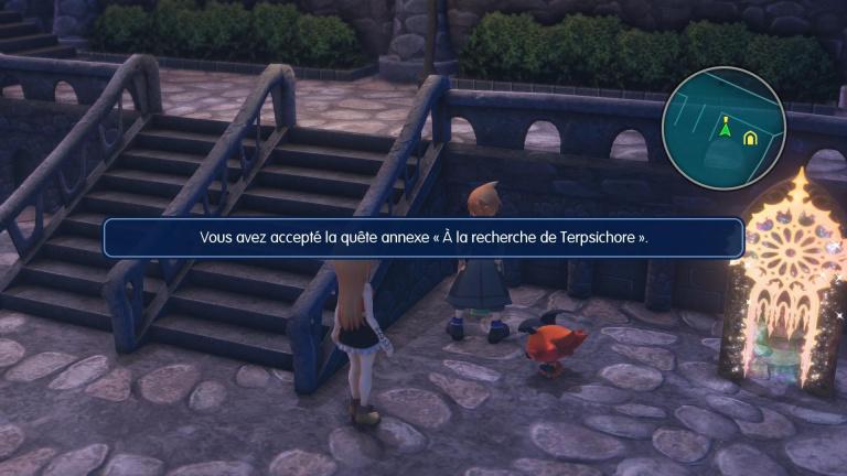 A la recherche de Trepsichore