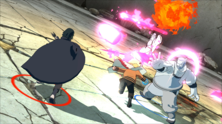 De nouvelles images pour Naruto SUN Storm 4 : Road to Boruto