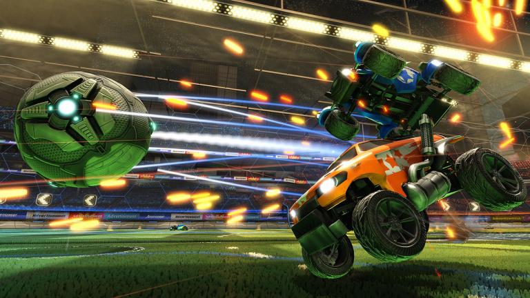 """Rocket League : un mode """"entraînement libre"""" est au programme"""