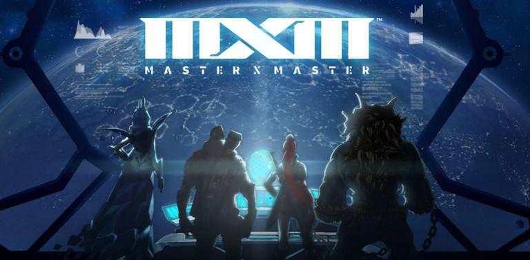 Master X Master : Remportez une clé pour la nouvelle phase d'alpha fermée !