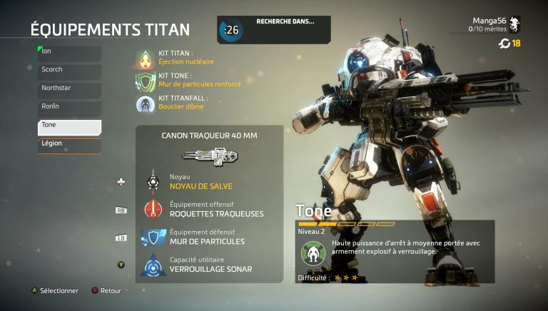 Maîtriser le Titan Tone