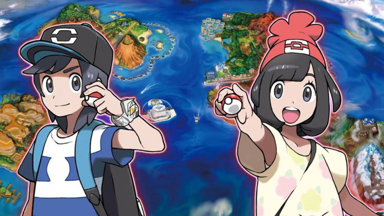 Pokémon Soleil et Lune font un superbe départ au Japon