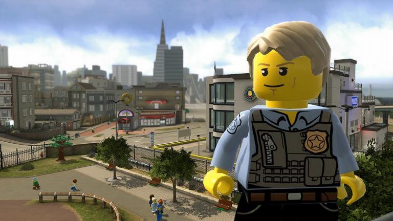 LEGO City Undercover se paie un portage sur PS4, One, PC et Switch