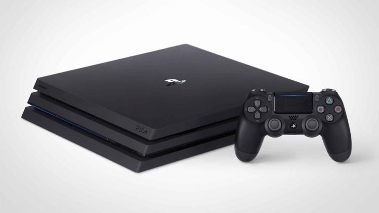 """PS4 Pro : la console est sur """"un bon départ"""" aux États-Unis"""
