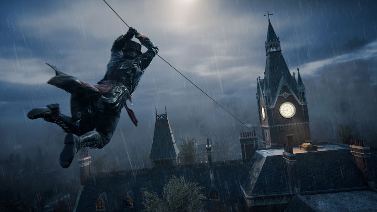 Assassin's Creed Syndicate passe en version PS4 Pro