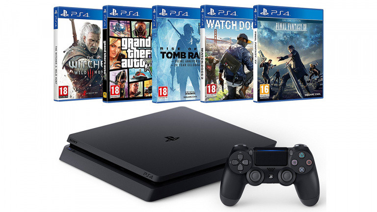 ps4 ff xv watch dogs 2 gta v the witcher 3 tomb raider 350 actualit s. Black Bedroom Furniture Sets. Home Design Ideas