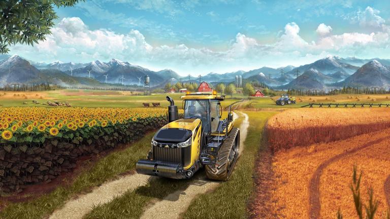 Farming Simulator 17 réalise un million de ventes en un mois