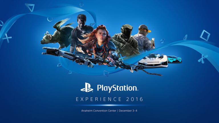 Le PlayStation Experience 2016 – Plus de 100 jeux présentés