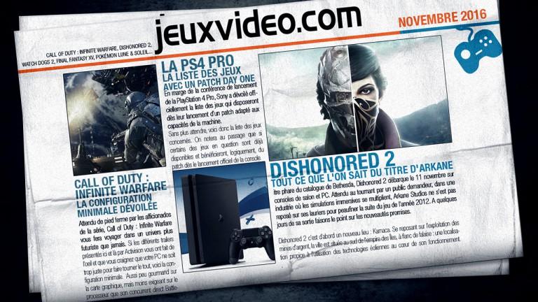 Aujourd'hui sur Jeuxvideo.com : Reportage FF XV, chroniques et Mag Xbox One