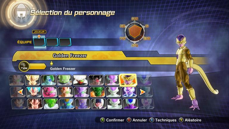 Débloquer tous les personnages de Dragon Ball Xenoverse 2
