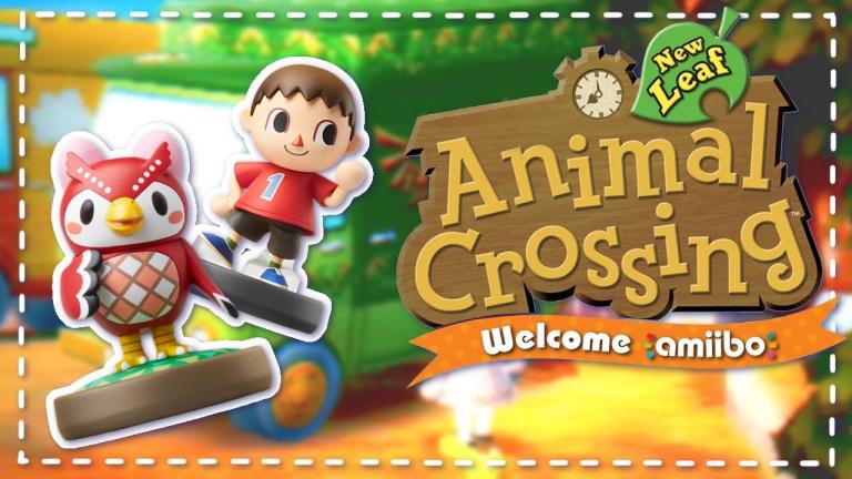 Animal Crossing : New Leaf, la mise à jour Welcome amiibo est disponible