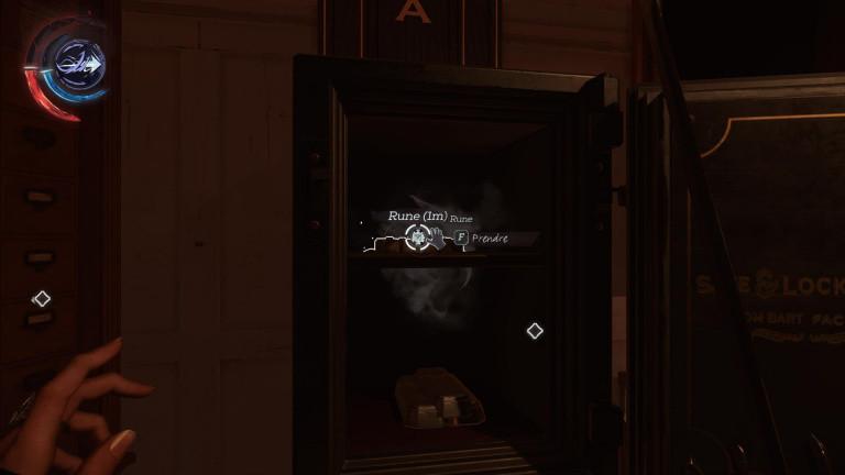 Collectibles et actions spéciales mission 08