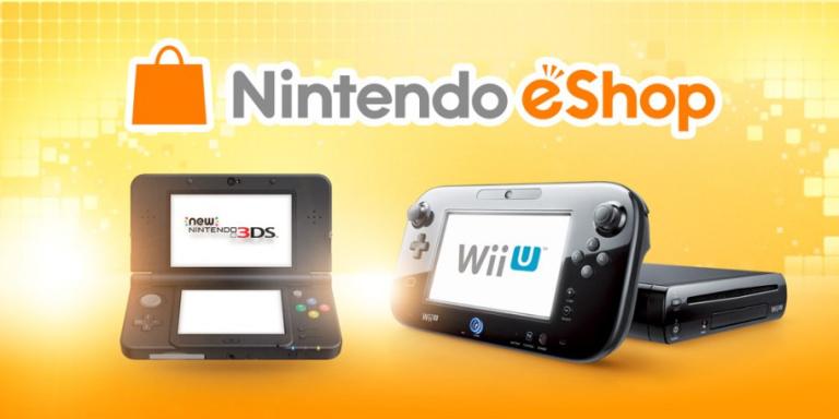 Nintendo eShop : Les téléchargements de la semaine du 1er au 8 décembre 2016