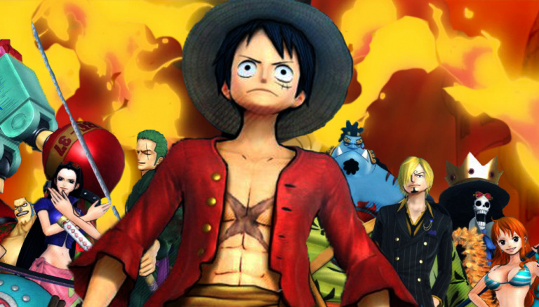 One Piece Burning Blood accueillera Monkey D. Garp et Caesar Clown en décembre