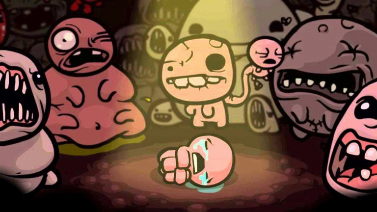 The Binding of Isaac : vers une sortie sur Nintendo Switch ?