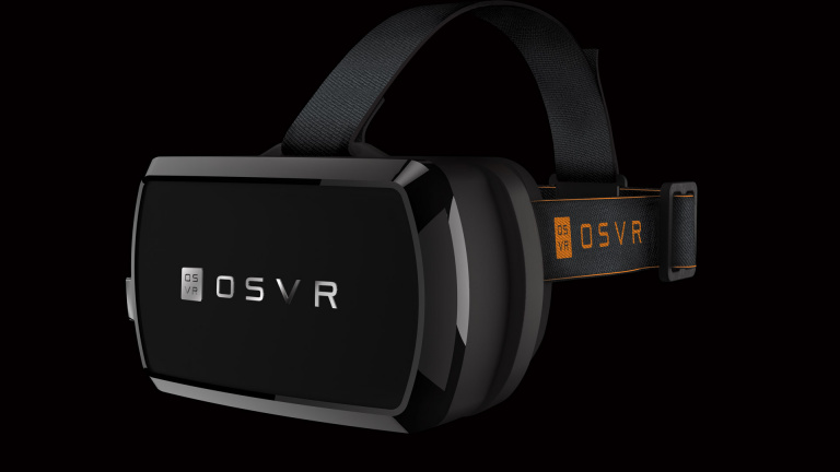 Razer OSVR : le casque fait son entrée sur Steam