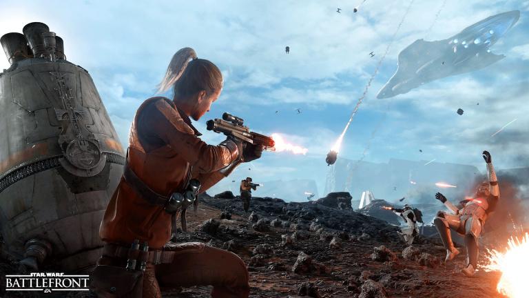 """Star Wars Battlefront 2 : un titre """"plus ambitieux"""" selon EA"""