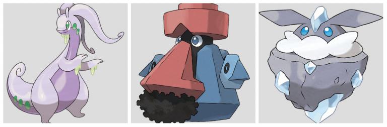 Les meilleures espèces de Pokémon d'Alola