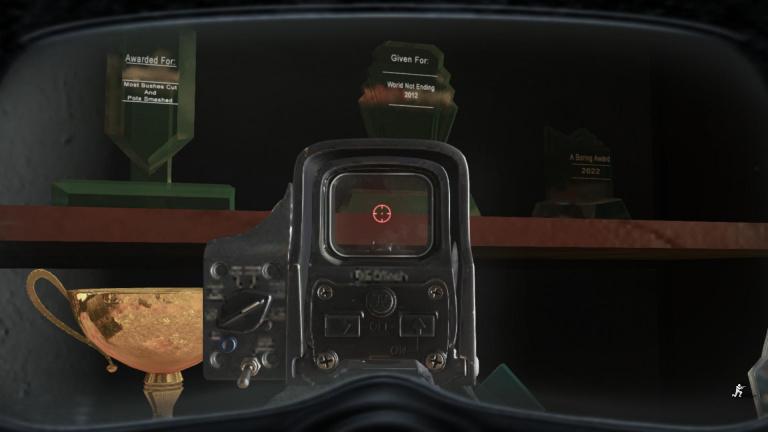 Quand Call of Duty fait un clin d'oeil à Zelda