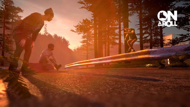 On a Roll : Le jeu de roller déboulera sur PS4, Xbox One et PC l'année prochaine