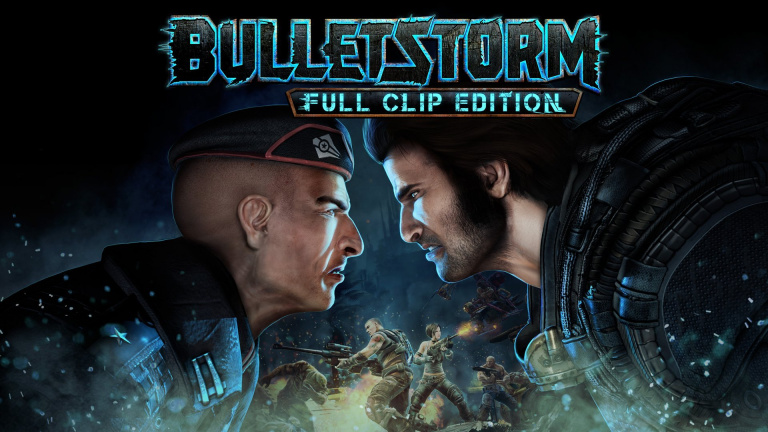 Bulletstorm : Full Clip Edition officialisé sur PS4, Xbox One et PC