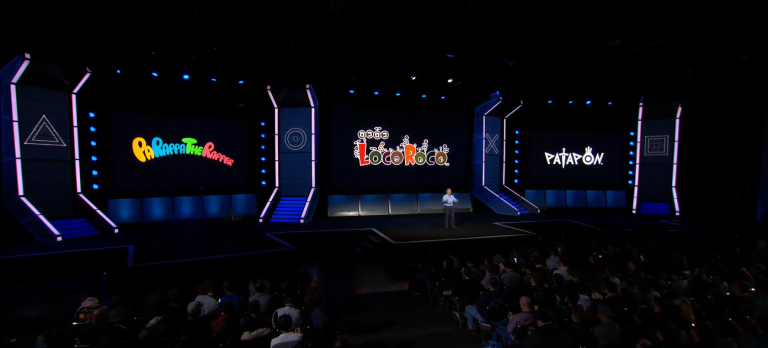 PlayStation Experience - Parappa the Rapper, Loco Roco et Patapon reviennent sur PS4