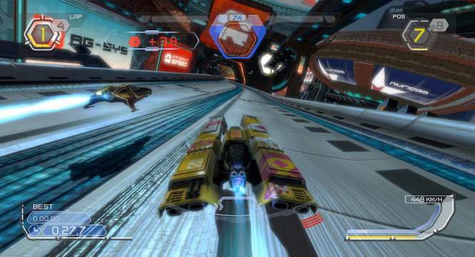 PlayStation Experience - Wipeout Omega Collection, la trilogie de remasters annoncée