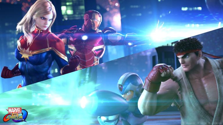 Marvel vs. Capcom Infinite paraîtra également sur PC et Xbox One