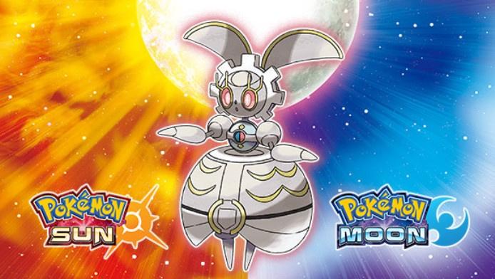 Pokémon Soleil et Lune : Meloetta et Magearna à récupérer gratuitement