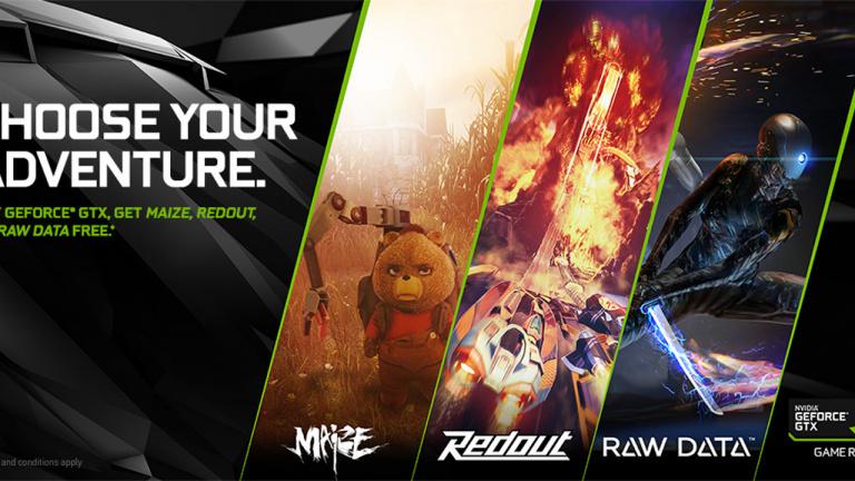 "NVIDIA annonce son bundle Indie-Games VR ""Choose your Adventure"""