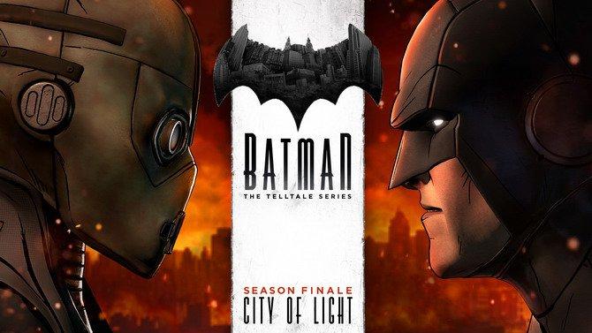 Batman The Telltale Series : Le dernier épisode de la saison 1 arrive la semaine prochaine