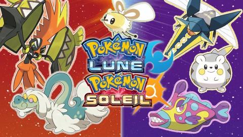 Pokémon : des animations de marche détectées dans Soleil / Lune
