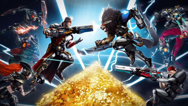 BATTLECREW Space Pirates : 700 clés à gagner demain pour la beta fermée de ce week-end