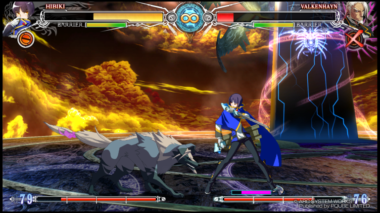 Blazblue : Central Fiction – L'ultime chapitre d'une saga prestigieuse de la baston 2D
