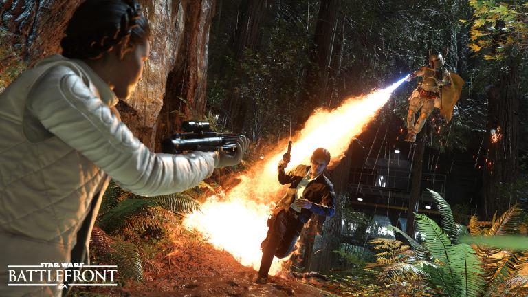 Star Wars Battlefront 2 aura sa campagne solo selon Eurogamer