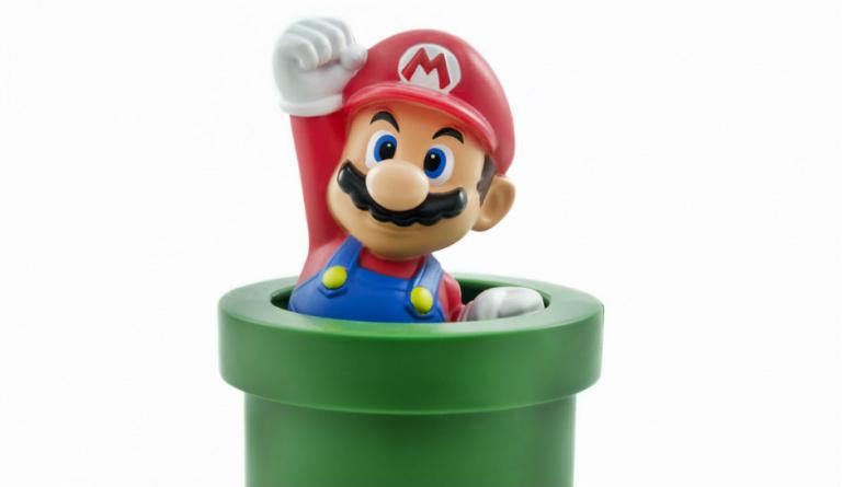 Super Nintendo World : Le parc d'attractions de Big N se trouve un nom
