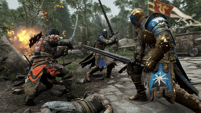 For Honor : Une connexion Internet permanente obligatoire