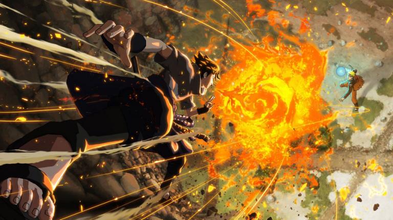 Mécha-Naruto entre en scène dans Naruto SUN Storm 4 : Road to Boruto