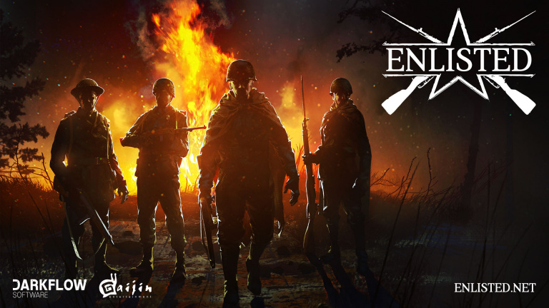 Gaijin (War Thunder) annonce son FPS Enlisted