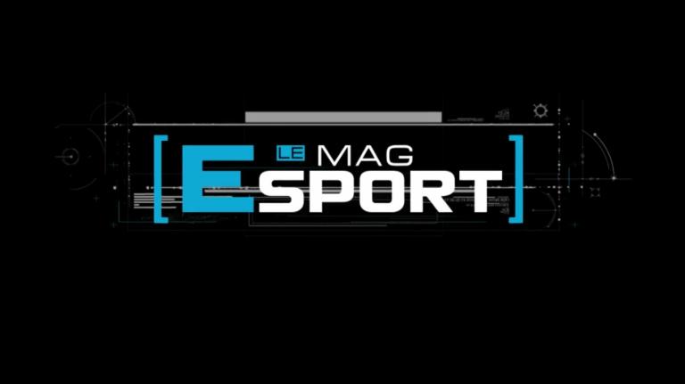 Les JT eSports de la TV en VODS du 9 au 12 décembre
